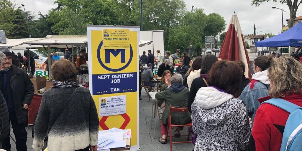Permalien vers:Métro 3ème Ligne – Station 7 Deniers  : rejoignez la mobilisation !